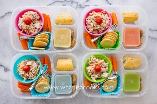 Easy tuna salad lunch box lunchbox pinterest salad lunch box easy tuna salad lunch box forumfinder Gallery