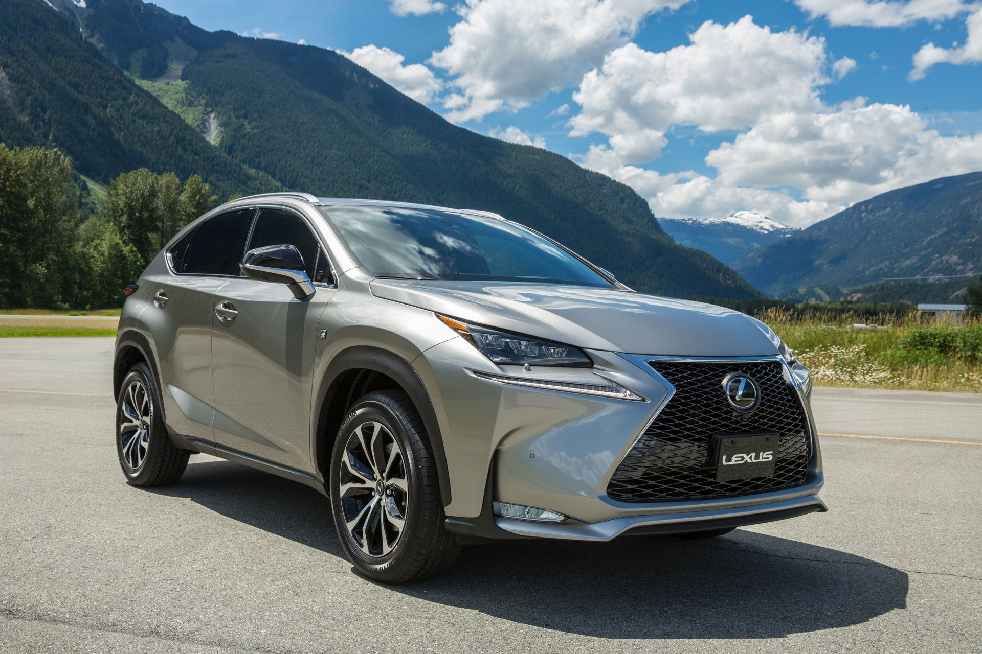 The Lexus NX 200t F Sport. Coming soon to your Detroit
