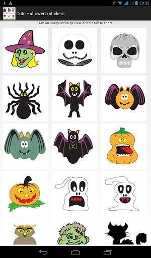halloween stickers printable - Google zoeken