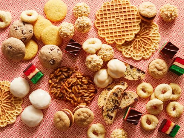The ultimate italian cookie guide food network italian bakery food the ultimate italian cookie guide food network recipes easy forumfinder Choice Image