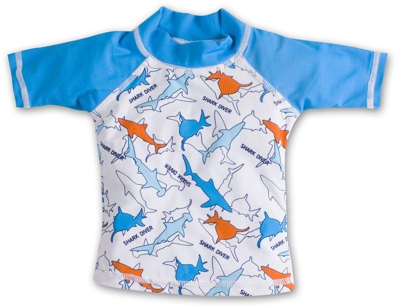 Shark Beach Rash Top Infant Boys Clothing Babycity