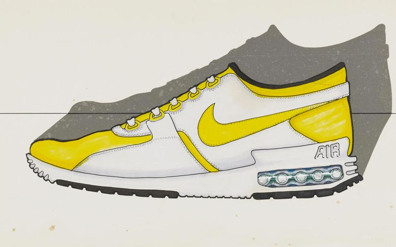 nike air max muse marrone