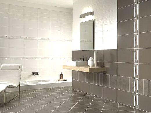 Nice And Simple Bathroom Tile Designs Contemporary Bathroom Tiles Stylish Bathroom