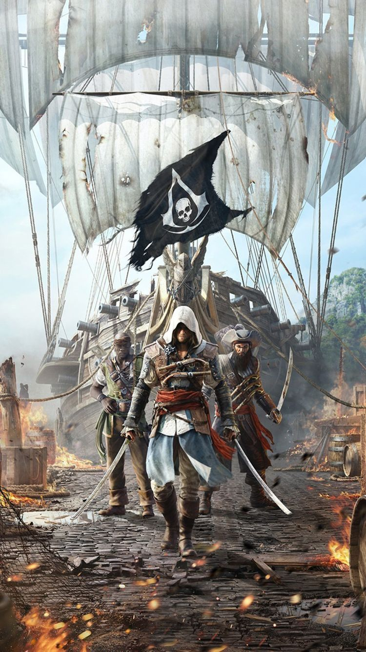 Pin By Yustax Gamer On Ac Assassins Creed Black Flag Assassin S Creed Black Assassin S Creed Wallpaper