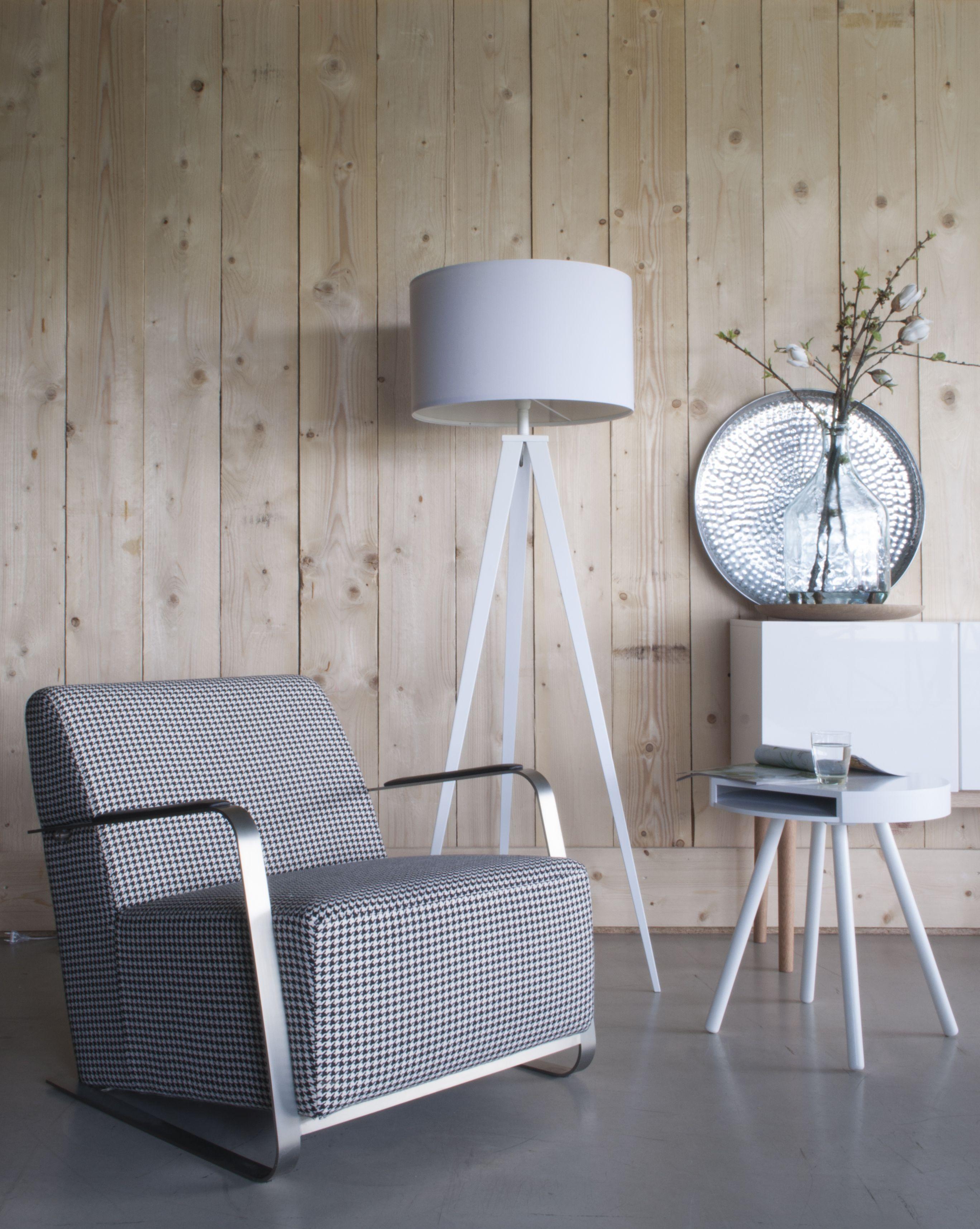 Tripod Floor Lamp Vloerlamp Interieur Meubel Ideeen