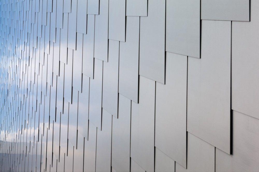 Gallery Of New Maritime Museum And Exploratorium Cobe Transform Architects 3 Maritime Museum Metal Facade Zinc Cladding