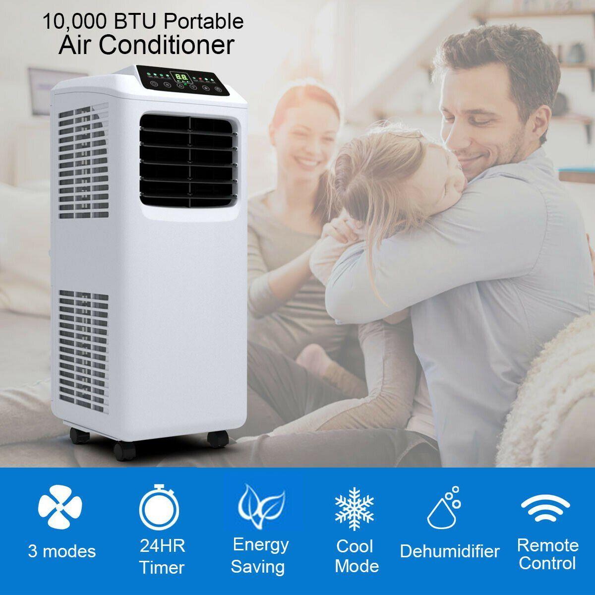 EdgeStar 14,000 BTU Portable Air Conditioner for Server