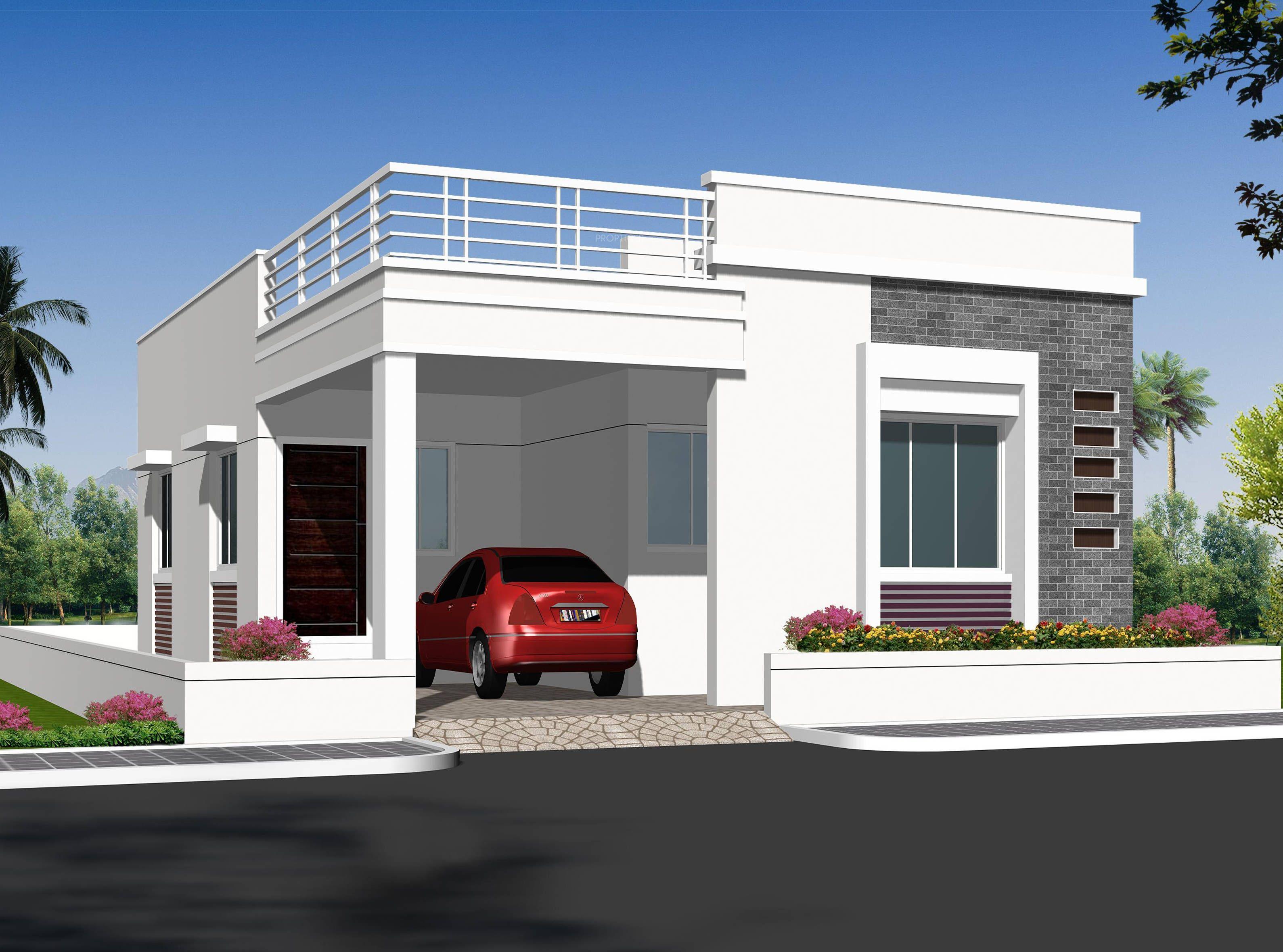 Imagen relacionada fachadas arquitectonicas pinterest for Independent house elevation photos