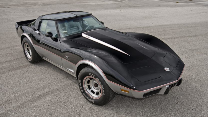 1978 Chevrolet Corvette Pace Car Edition S121 Kissimmee 2014 In 2020 Chevrolet Corvette Corvette Chevrolet
