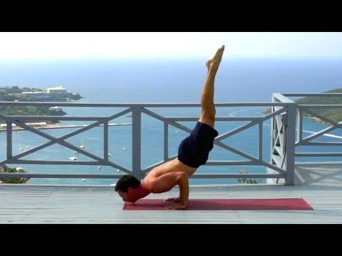 power yoga sequence for arm balances and upper body
