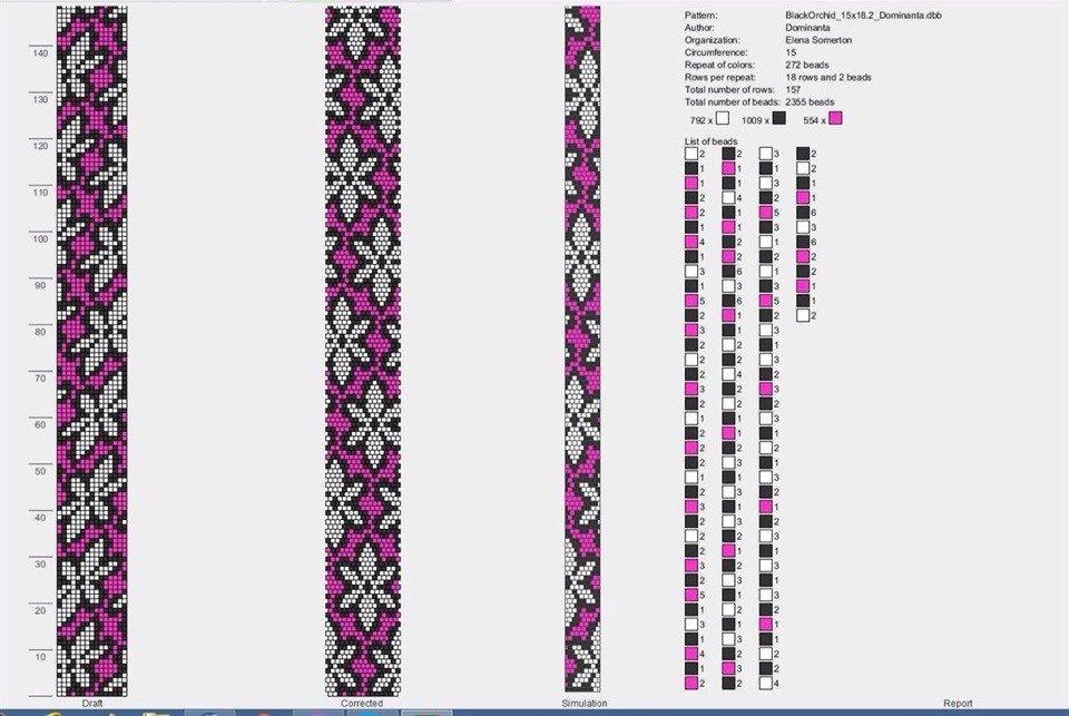 Pin de S Br en bead crochet | Pinterest | Esquemas, Collares con ...