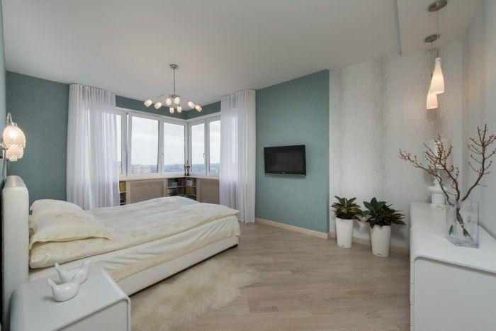 30 inspirierende Schlafzimmer-Beispiele in neutralen Farben | wohnen ...