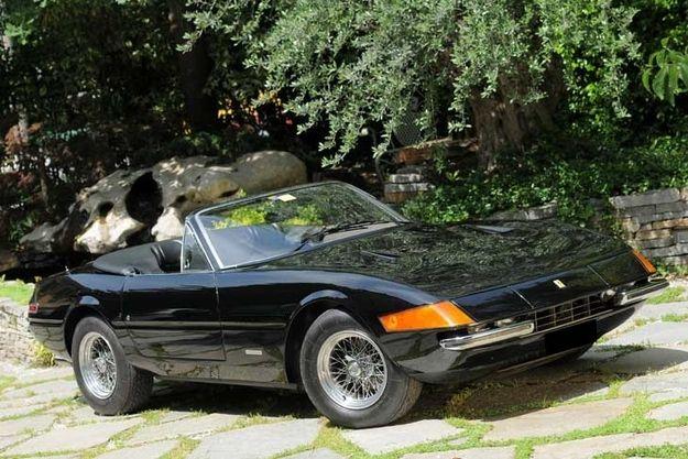 1972 Ferrari Daytona Spider 365 GTS/4 – Miami Vice   The Sexiest Classical Cars …