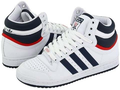 zapatillas adidas top ten
