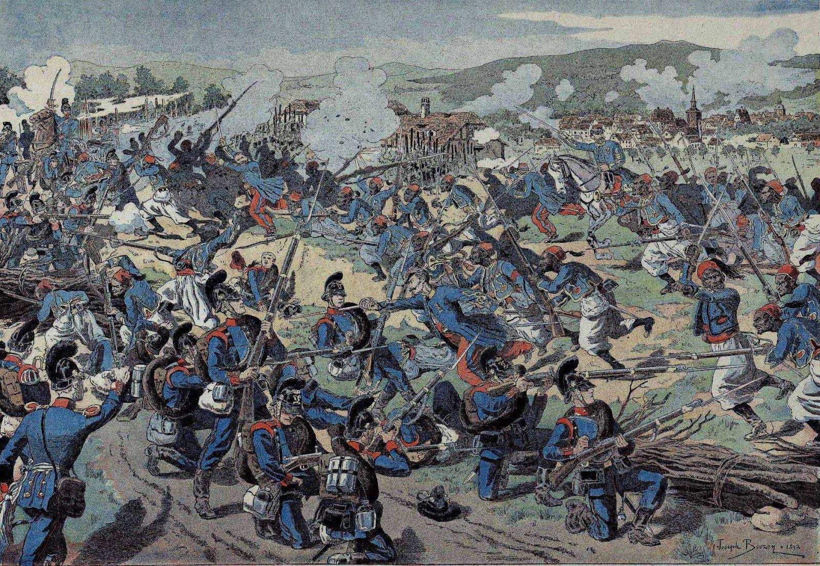 Wissembourg,4 de agosto de 1870.