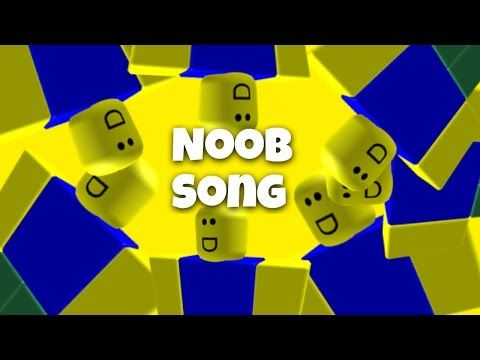 The Noob Song Song By Jt Machinima Youtube - roblox songs idea