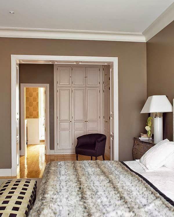 Paint Colors For Interior Walls: Rescue. Restore. Redecorate.: Color Combination: Eggplant