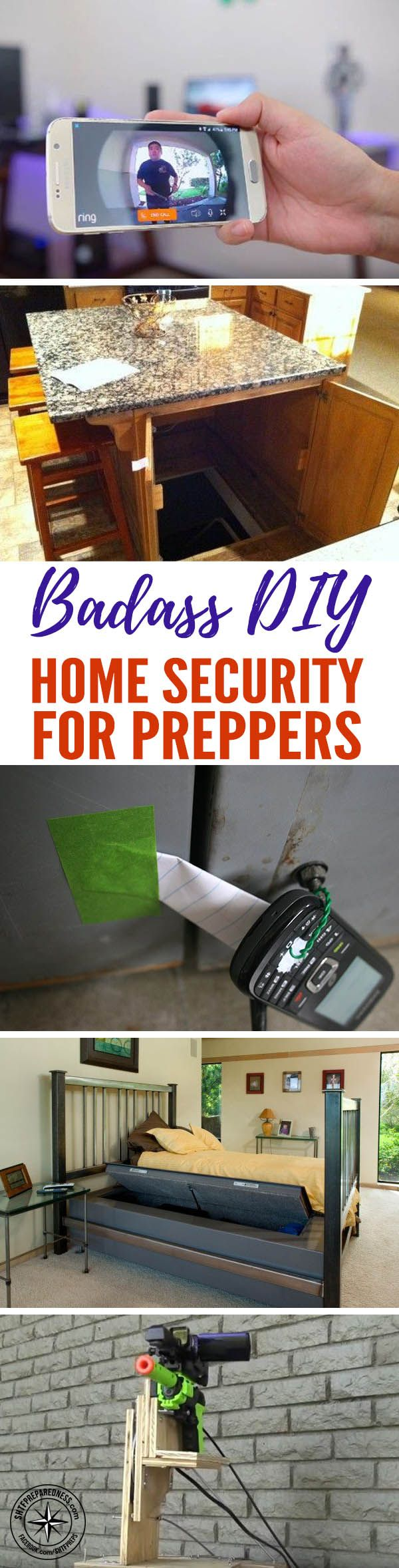 5 Things You Should Never Do During A Home Invasion Diy Home Security Home Security Tips Home Security