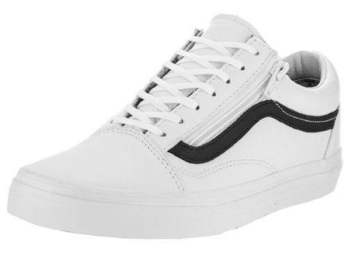 94c89651d1 Vans Unisex Old Skool Zip (Plaid Flannel) Aqsea Twht Skate Shoe 7 Men US    8.5 Women US