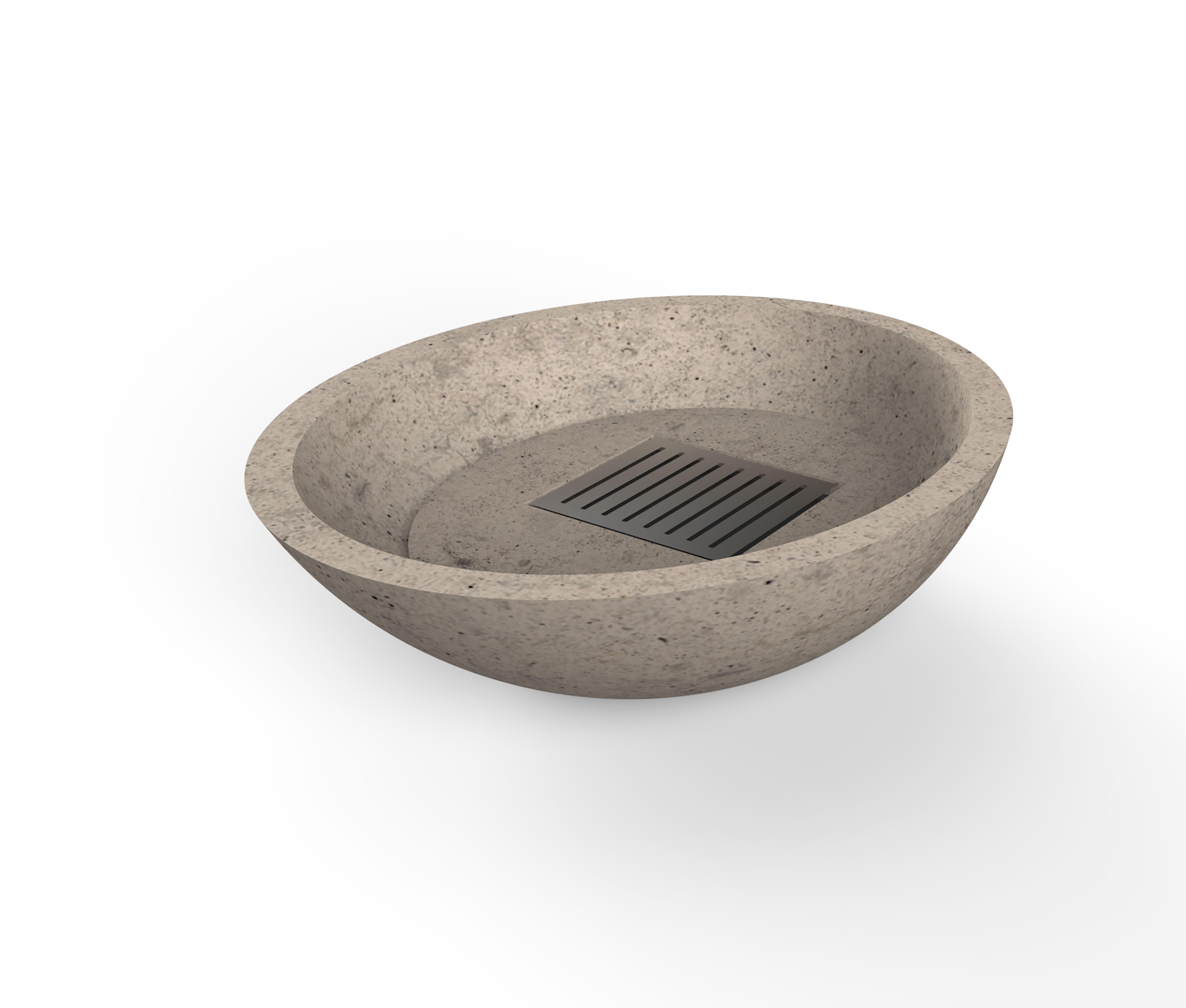 low fire bowl designed by 13 9 design for viteo austria