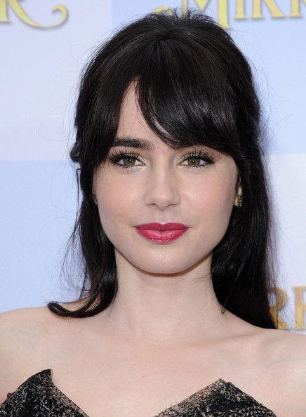 Lily Collins Beauty