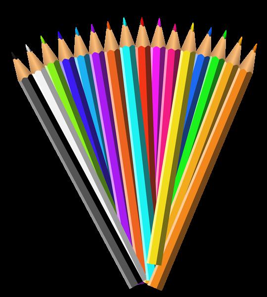 Pencils Png Clipart Transparent Image Clip Art Pencil Png Free Clip Art