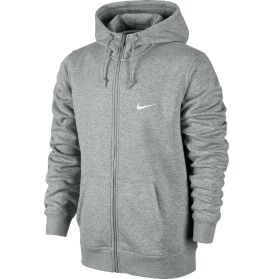 Nike Men's Club Swoosh Full Zip Hoodie - Dick's Sporting Goods ...