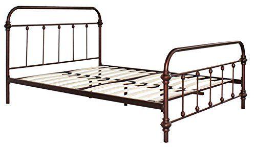 Best Merax Stylish Design Solid Metal Platform Bed Frame Mattr 640 x 480