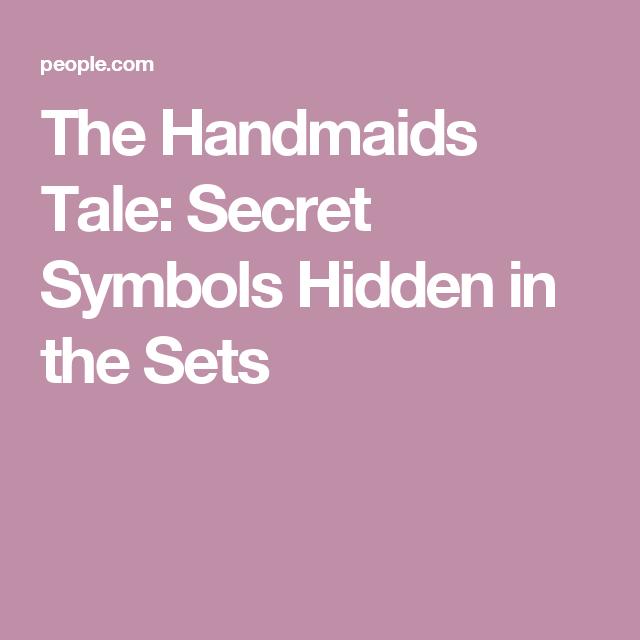 5 Secret Symbols Hidden In The Interiors Of The Handmaids Tale