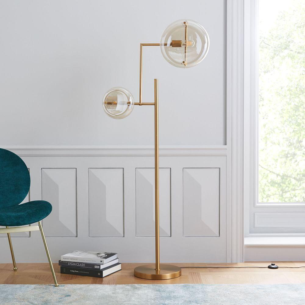 J harris home floor lamp in light fixtures pinterest