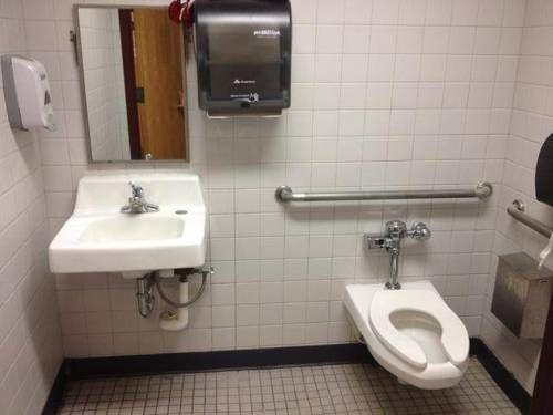 Diseno De Baño Para Discapacitados:Diseño de Baños con Acceso para ...