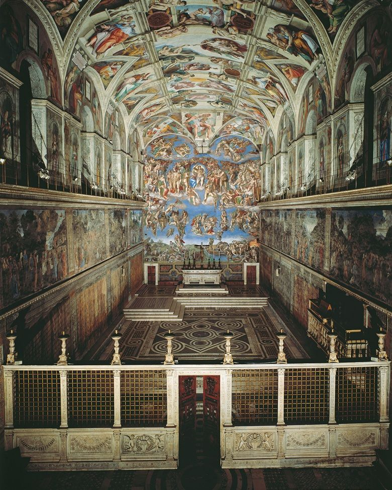 Upcoming Auctions And Events Sistine Chapel Ceiling Sistine Chapel Sistine