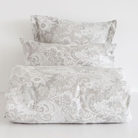 Paisley Print Bed Linen