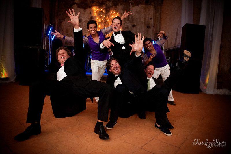 Convento de las Capuchinas  wedding photography reception