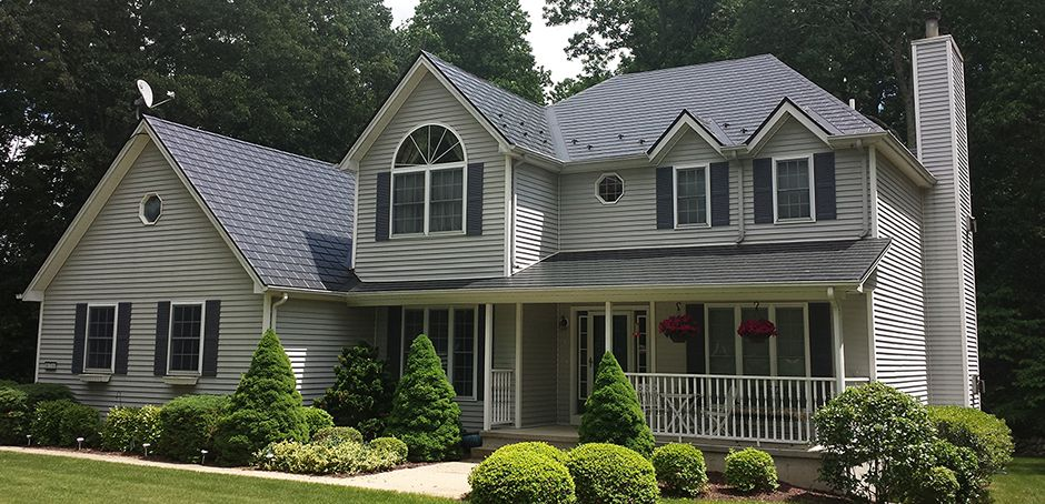 Interlock Roofing Connecticut The Last Roof You Will Ever Need House Styles Roofing Metal Roof