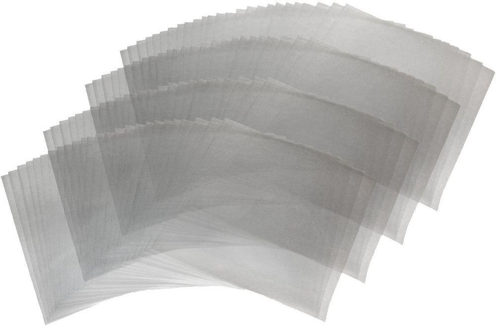 Outer Sleeves 100 Vinyl Record Lp Ep 12 33rpm 3mil 3 Mil Poly Album Protectors Vinyl Records Vinyl Record Sleeves Vinyl