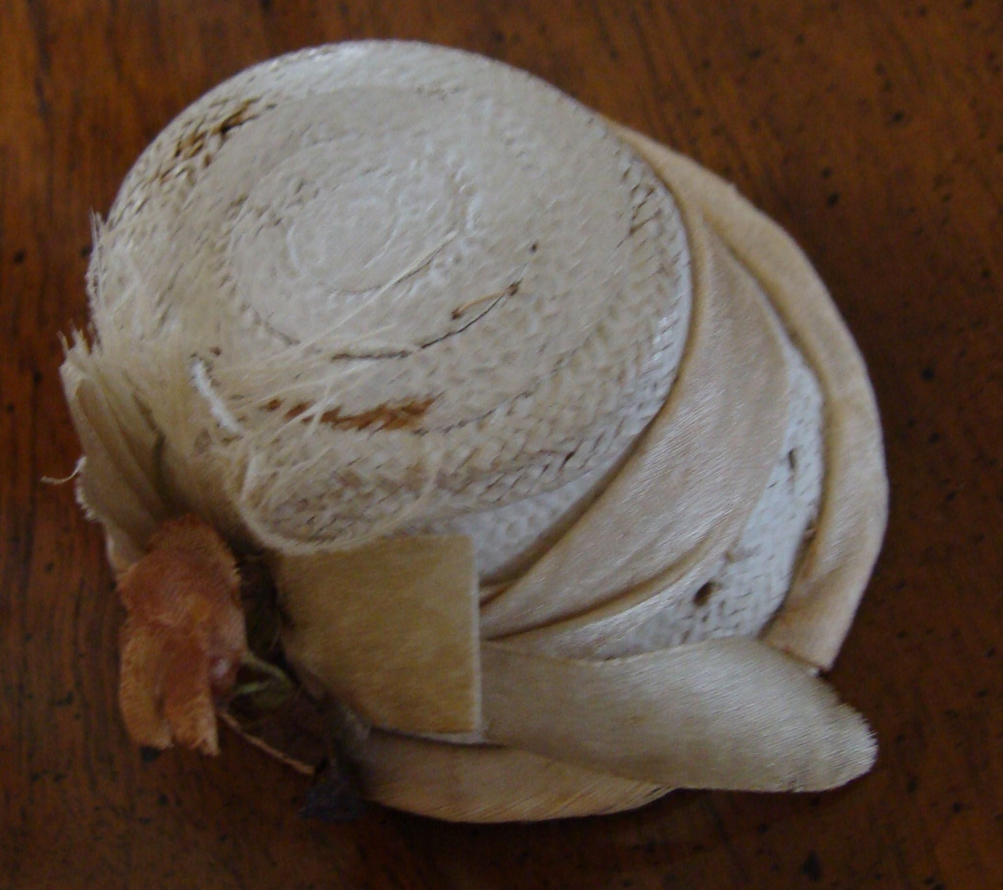 Jaunty Hat for Your French Fashion Doll! from aubonmarche1800 on Ruby Lane
