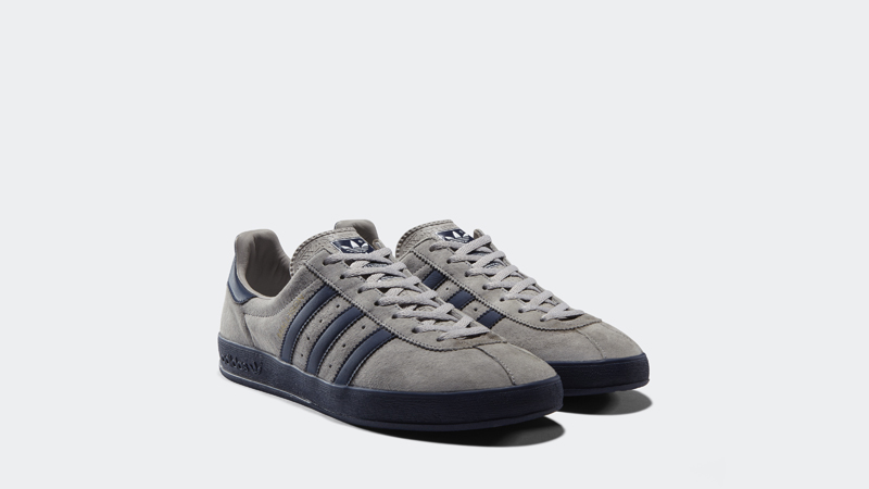 adidas Spezial Mallison Grey Navy