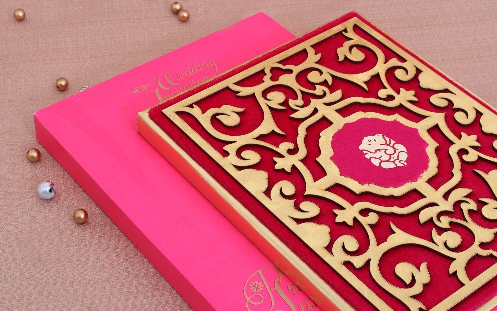Wedding Invitation - WI1403 Buy Designer Invitations Online ...