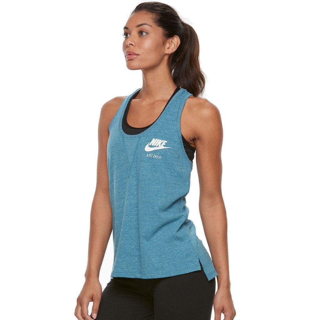 24fd86ea3451 Nike Women s Sportswear Vintage Tank