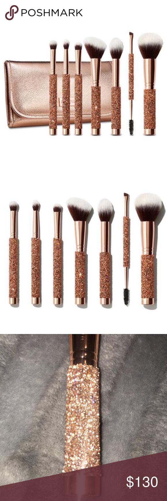 024fa0744ce1 Morphe Brushes BLING IT ON Gold Holiday Brush Set New Morphe Brushes ...