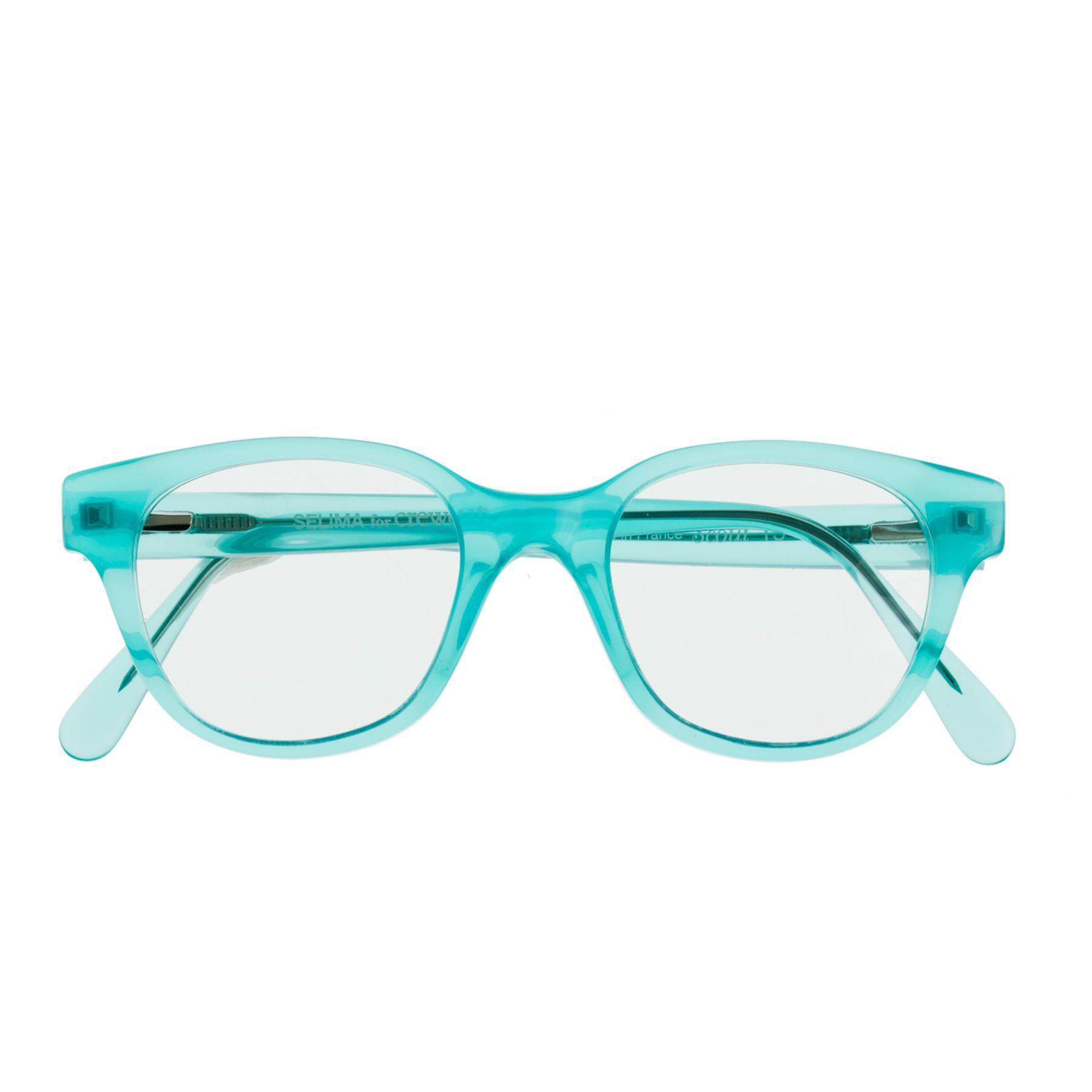 Selima Optique for Crewcuts Scout glasses in bright spearmint at J ...