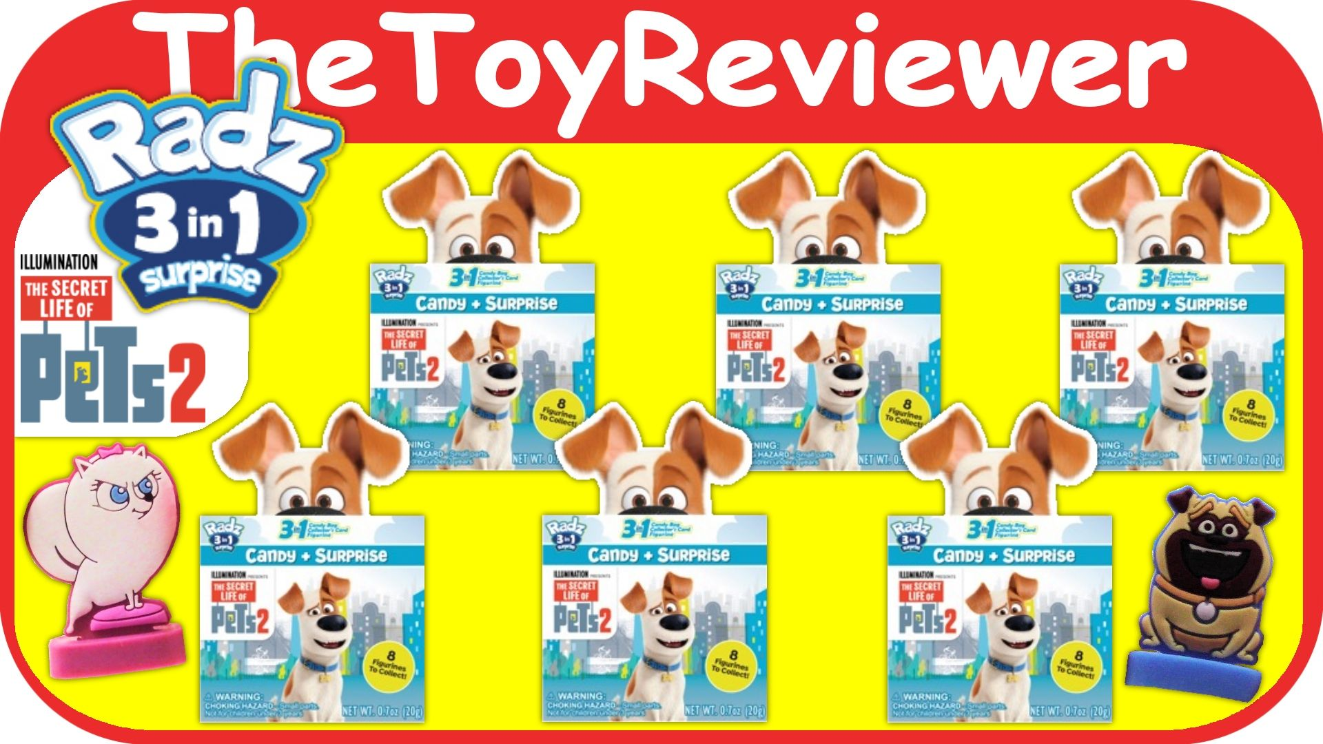Check Out The Secret Life Of Pets 2 Radz 3in1blind Boxes Here Https Www Youtube Com Watch V Uryglp Fe K Secret Life Of Pets Secret Life The Secret