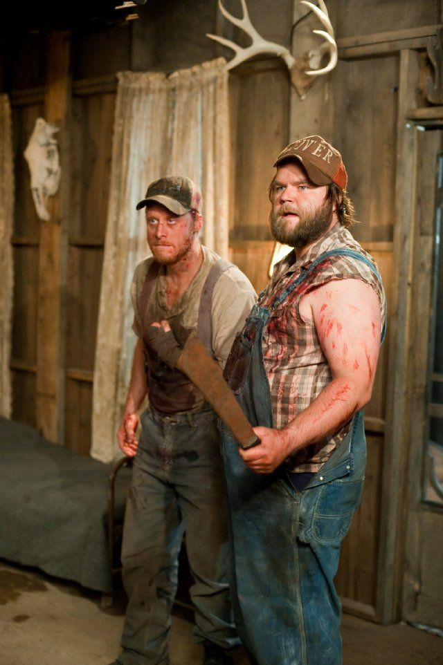 Tucker And Dale Vs Evil : tucker, Pictures, Photos, Tucker, (2010), Evil,, Scary, Movies,, Movies