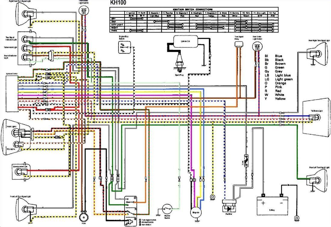 bajaj wiring diagram wiring diagram sheet mix image result for bajaj re 2 stroke wiring diagram euro motorcycle  [ 1100 x 754 Pixel ]