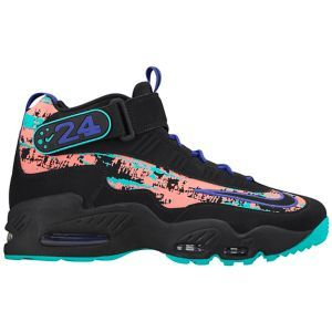 quality design 043bb 4597e Nike Air Griffey Max 1 - Men s - Black Dark Concord Hyper Jade Metallic  Silver