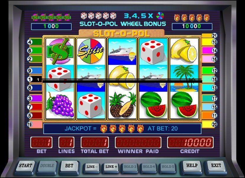 Online казино рулетка