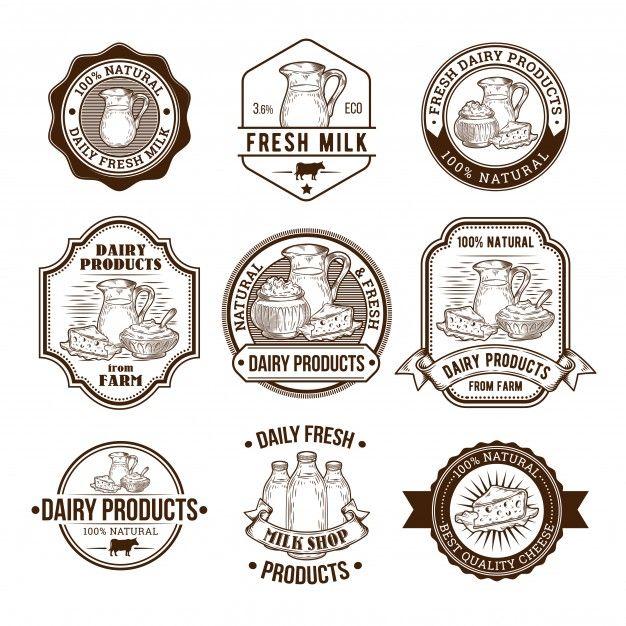 Download Set Of Vector Illustrations , Badges , Stickers