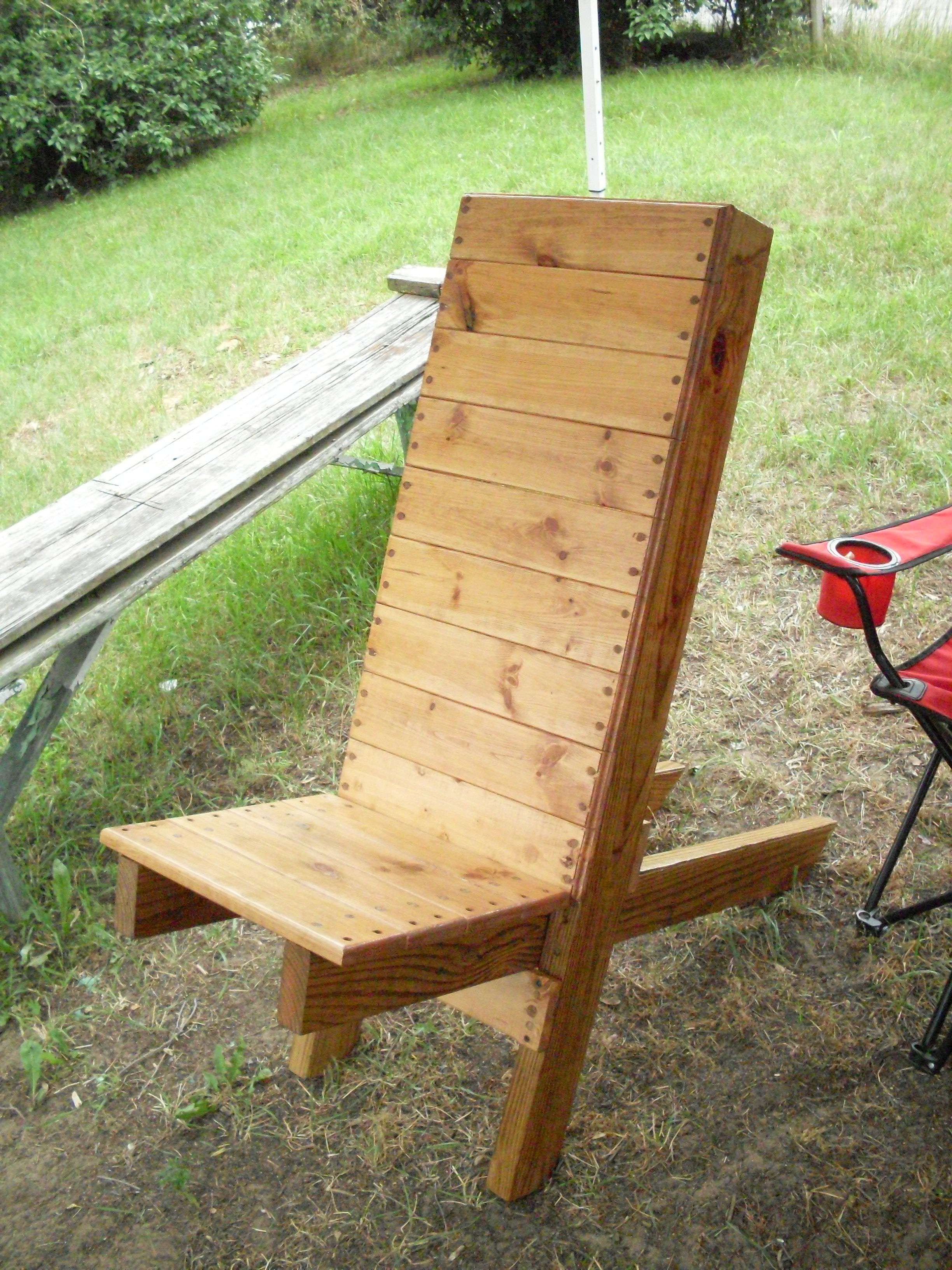 Tips For Making Your Own Outdoor Furniture Outdoor Wooden Diy