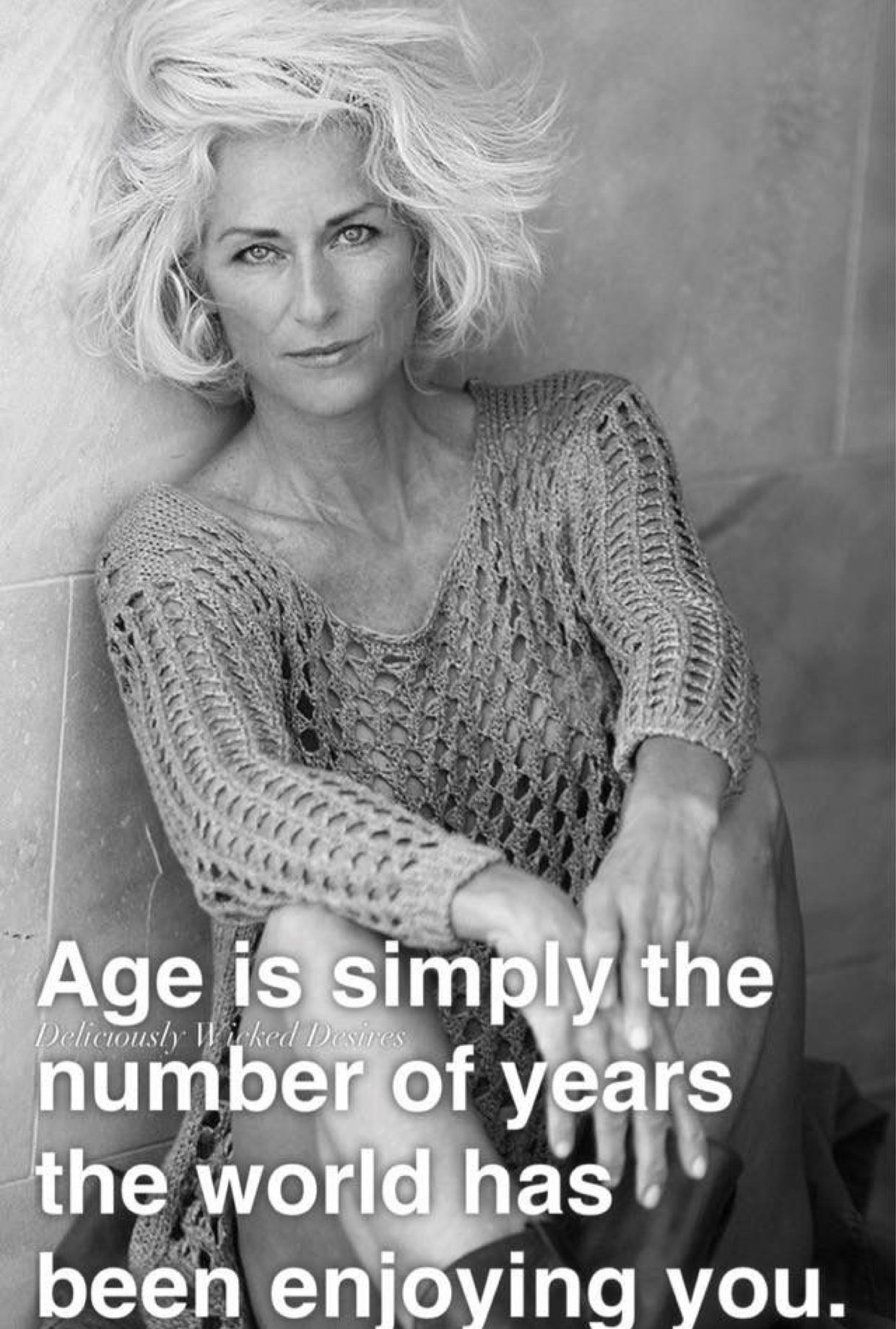 Age Is Only A Number Aging Quotes Aging Gracefully Aging Beautifully